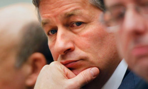J.P. Morgan boss--Jamie Dimon